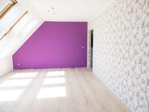 Wohnung tapezieren und streichen - Arbeiten im Innenbereich - Innenarbeiten