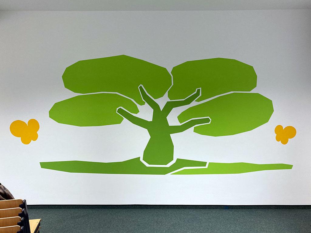 kreative Wandbilder